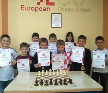 """Završeno pojedinačno prvenstvo Škole šaha """"Queen"""" za 2015. godinu"""
