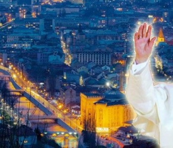 Papa je otišao, poruke su ostale