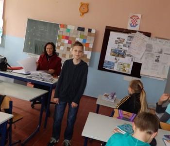 OŠ fra Jeronima Vladića Ripci: Stjepan Džidžić pobjednik školskog natjecanja u matematici