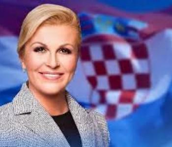 Kitarović danas u prvoj službenoj posjeti BiH