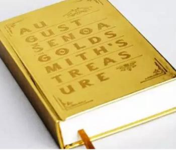Roman 'Zlatarovo zlato' prvi put preveden na engleski