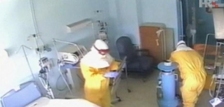 Španjolska medicinska sestra izgleda preboljela ebolu