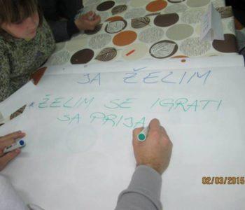 """Obilježavanje """"DJEČJEG TJEDNA"""" u organizacji JU """"Centar za osobe s posebnim potrebama"""" Općine Prozor-Rama"""