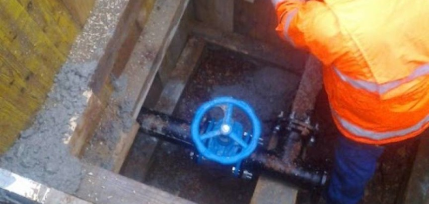 Gornja Rama bez pitke vode zbog puknuća cijevi